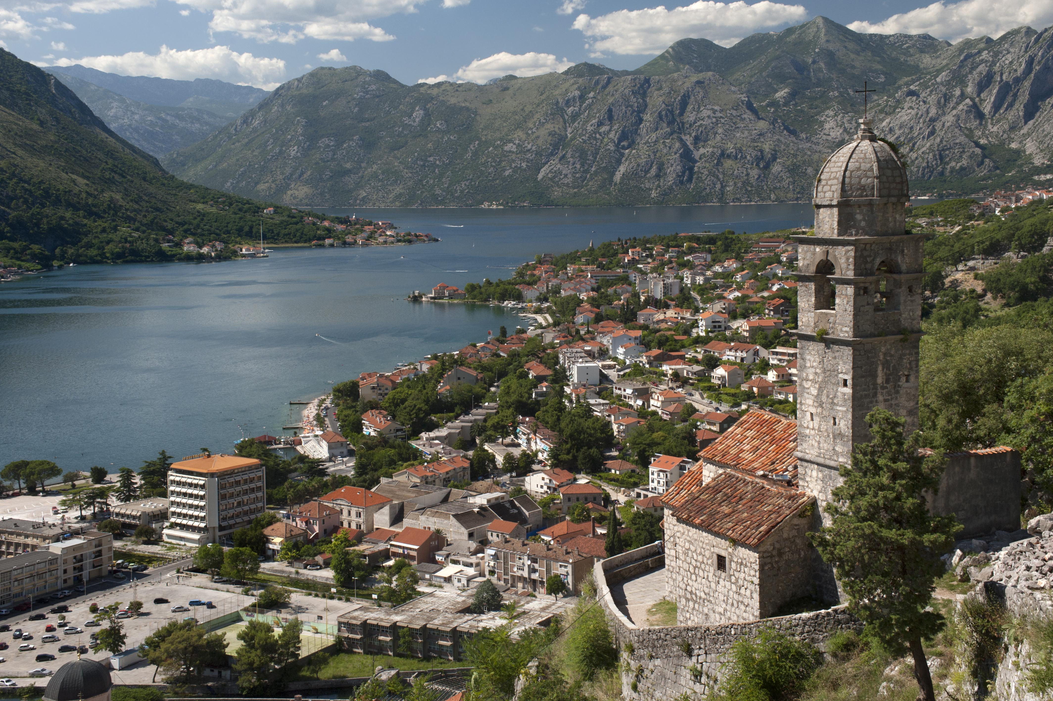 город котор черногория фото