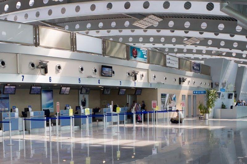 подгорица аэропорт фото